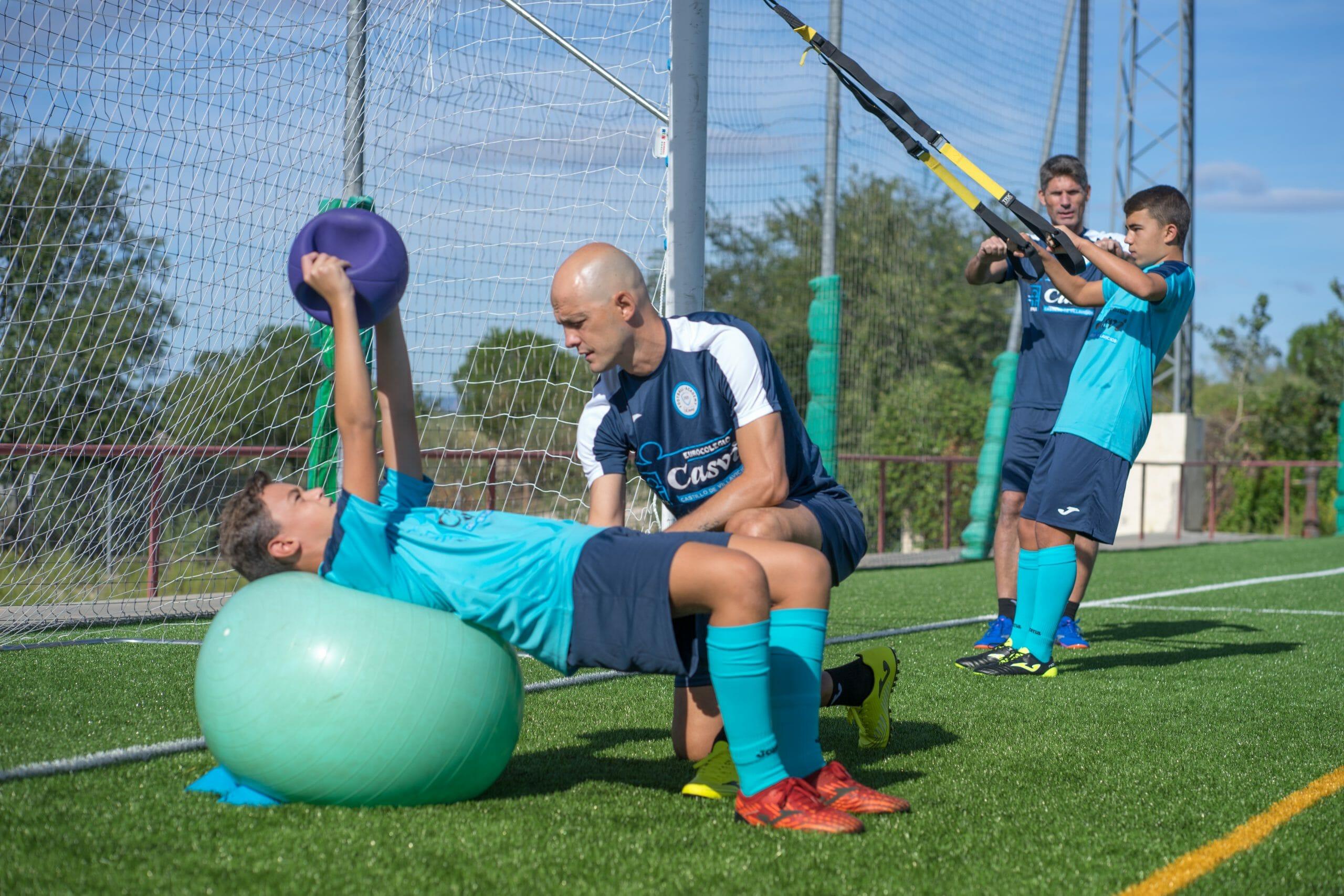 Casvi Football Academy - Football Academy