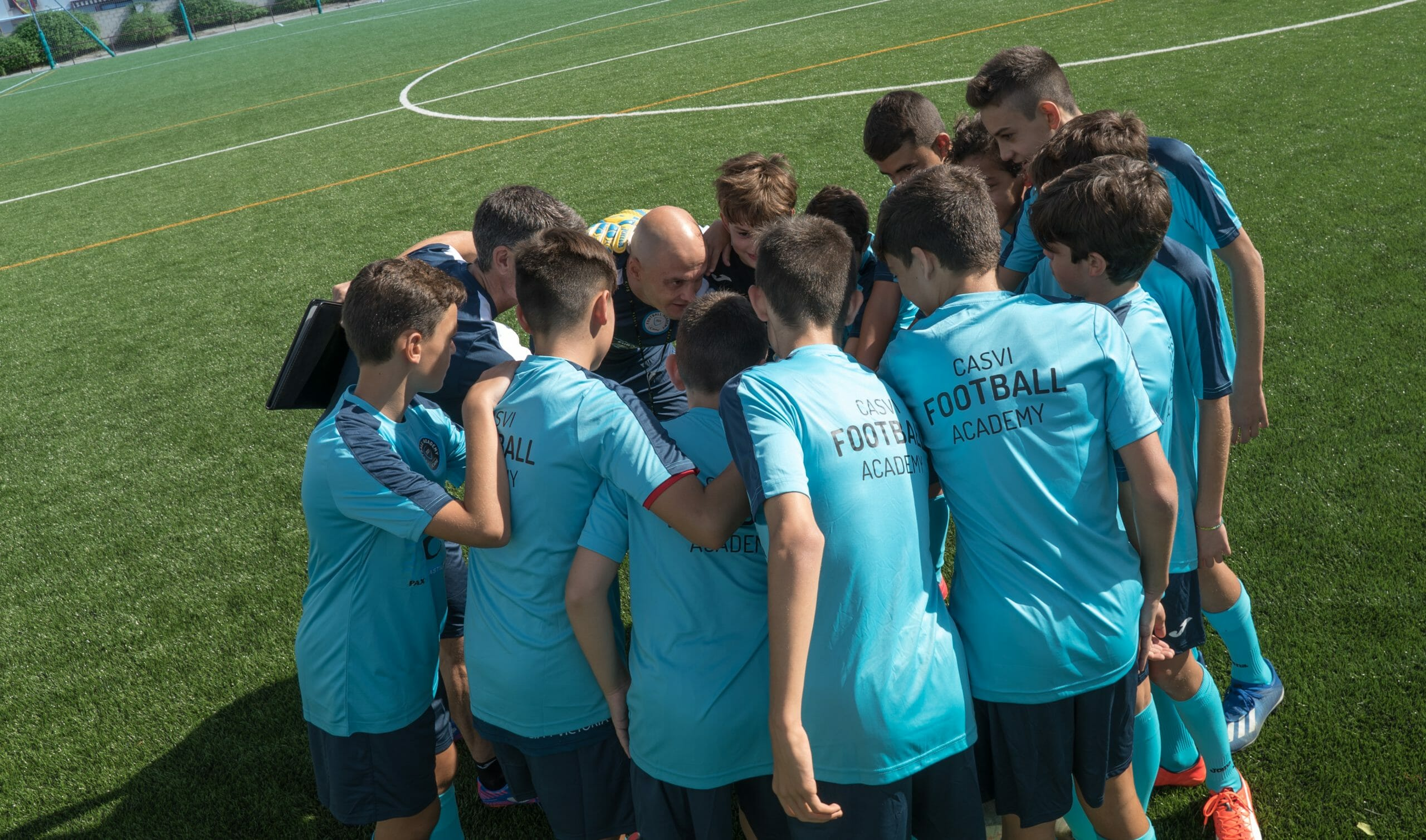 Casvi Football Academy - Home