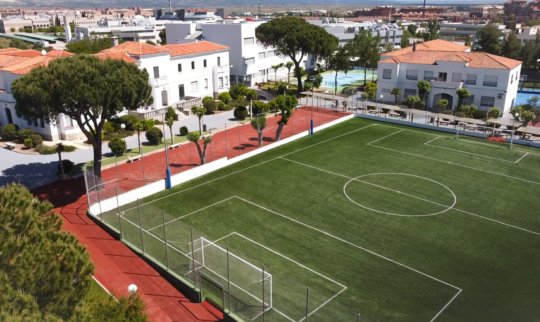 Casvi Football Academy - International School