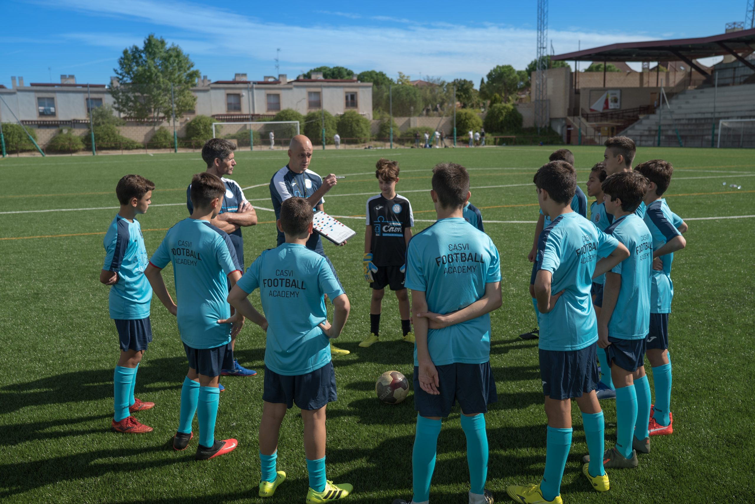 Casvi Football Academy - About Us