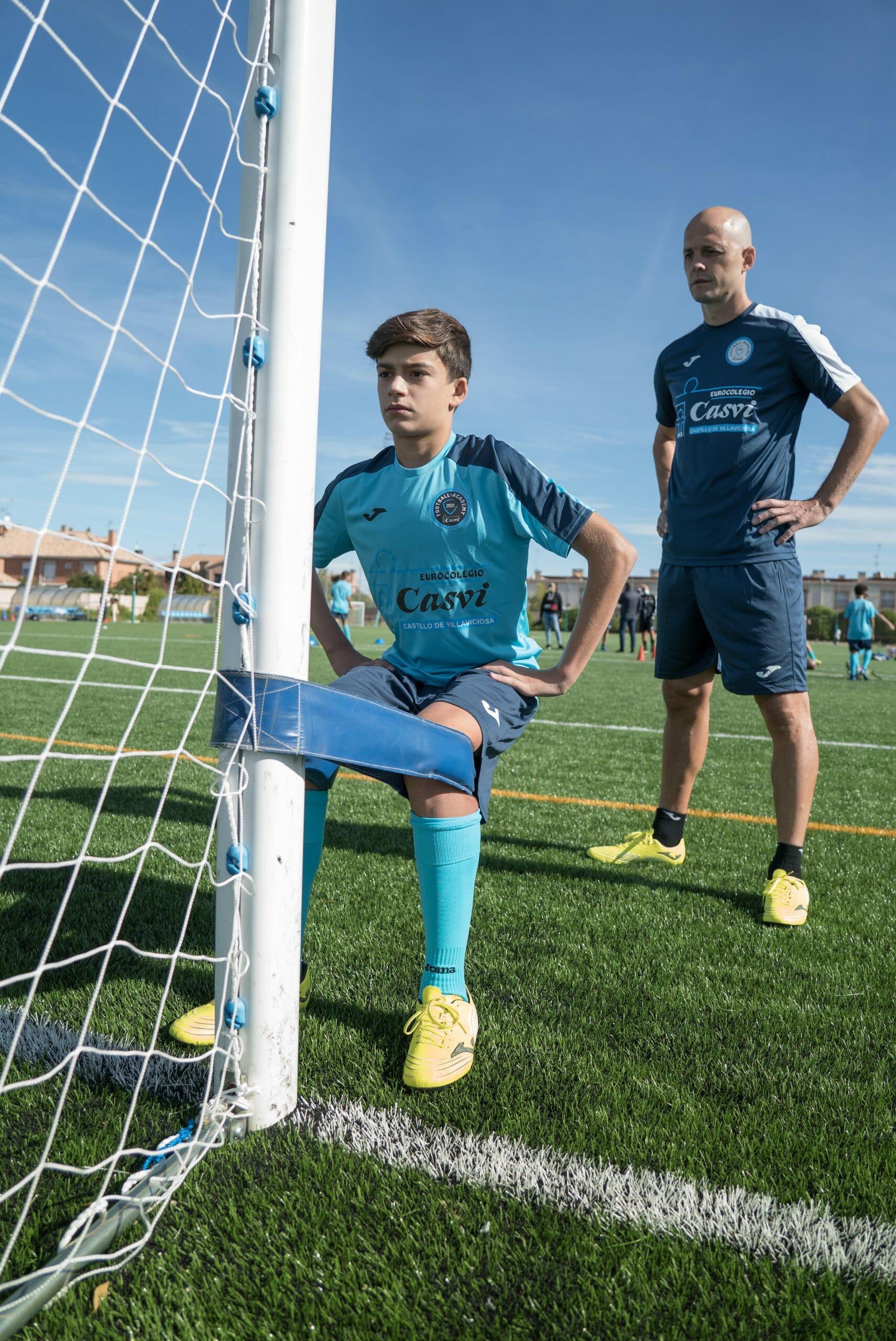 Casvi Football Academy - Programmes