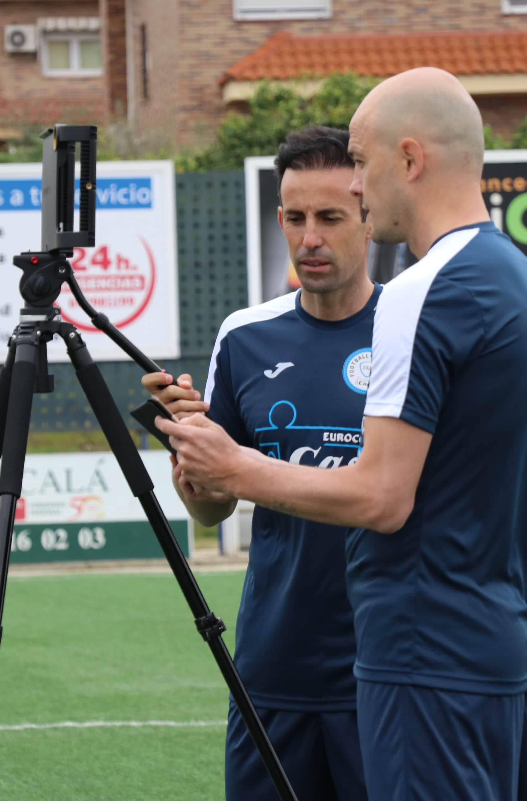 Entrenadores de Casvi Football Academy