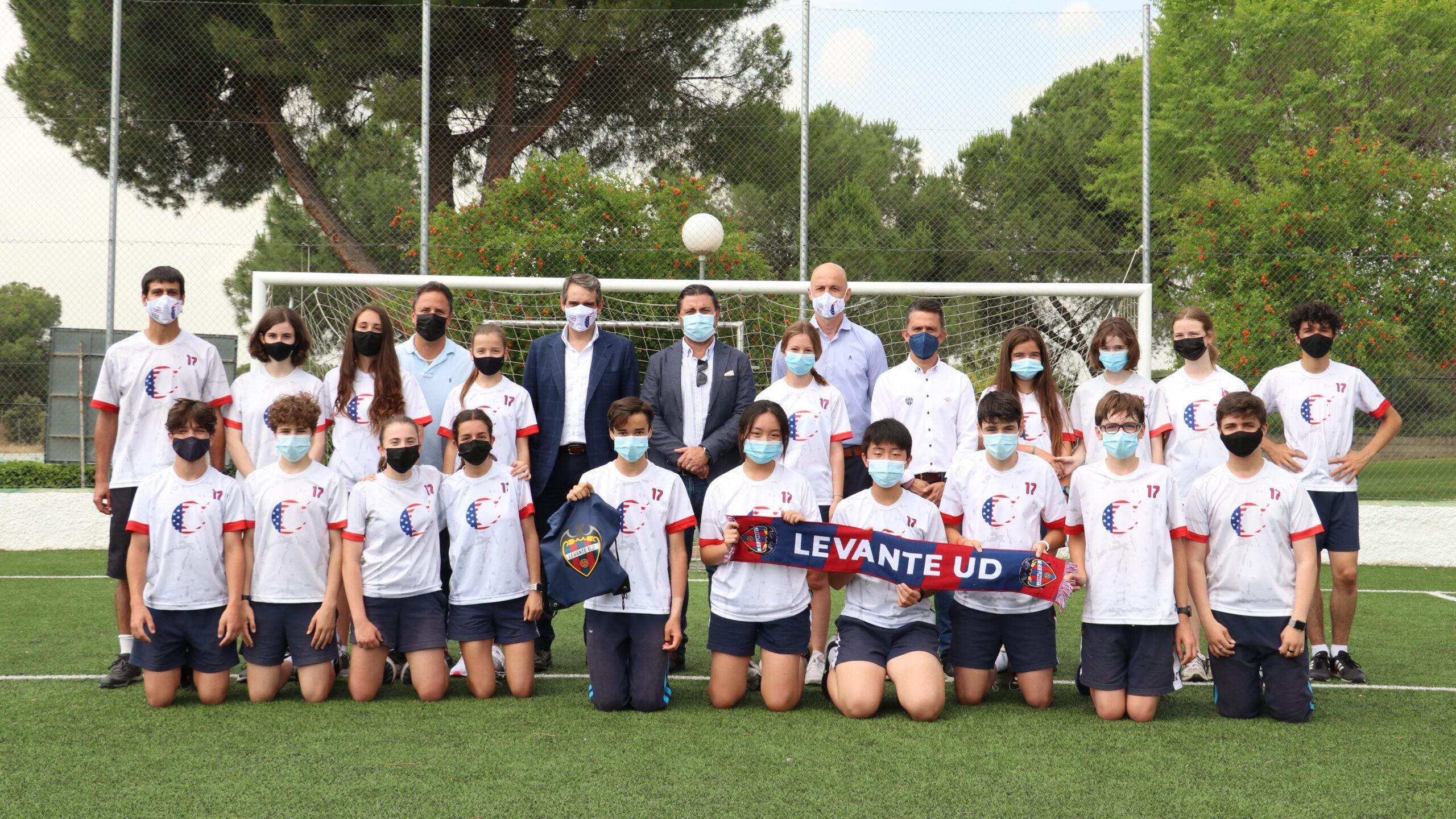 Casvi Football Academy y Global Football Total firman su primer acuerdo